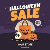 Halloween Day Sale