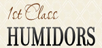1st Class Humidors Coupon Codes