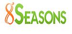8seasons Coupon Codes
