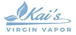 Kai's Virgin Vapor Coupon Codes