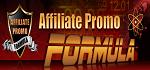 Affiliate Promo Formula Coupon Codes