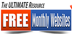 Free Monthly Websites Coupon Codes