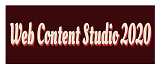 Web Content Studio 2020 Coupon Codes