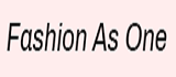 Fashion As One Coupon Codes