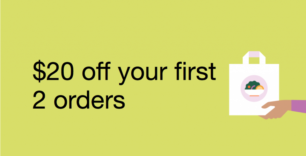 Tip #6. Take advantage of the offer on your first purchase