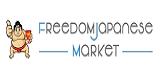 Freedom Japanese Market Promo Codes